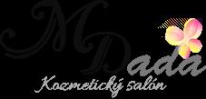 logo mdada - kozmetický salón